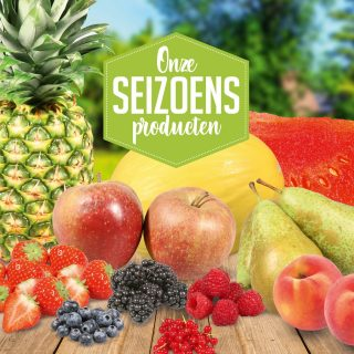 Seizoen, fruit augustus