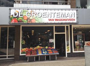 De Groenteman van Waddinxveen